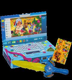 Ноутбук от Деда Мороза