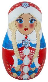 Матрёшка- Снегурочка