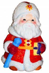 Конфетница Дед Мороз
